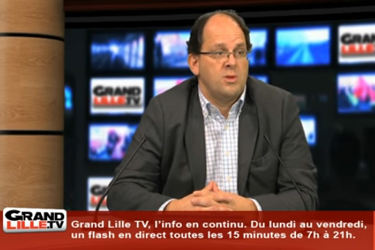 Visualisez la VIDEO – Le rendez-vous de l'éco sur Grand Lille TV