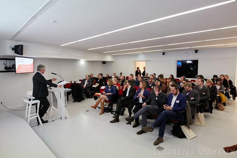 Assemblée Générale à LILLIAD – janvier 2017