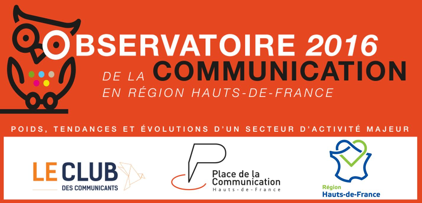 Résultats du 1er Observatoire de la Communication – janvier 2017