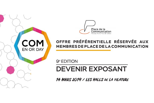 AVANTAGE ADHÉRENT > Com en Or DAY 2019