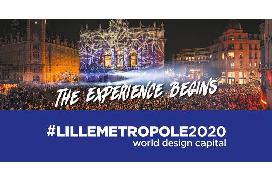 16 avril – Comment faire connaître, comprendre et participer les habitants de la MEL à Lille Métropole Capitale Mondiale du Design ?