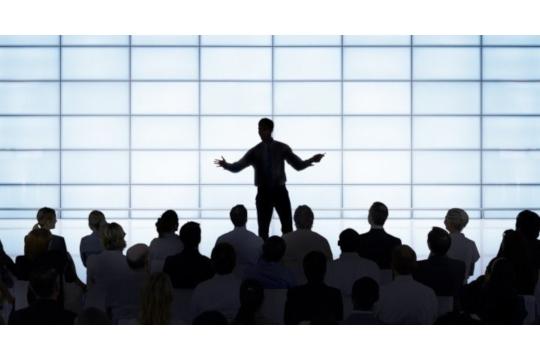 Prise de parole en public – La 1 ére rencontre