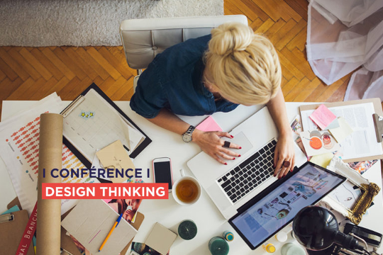 28 mai – Le Design Thinking dans les études marketing