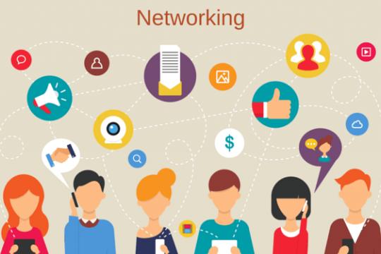 entretien réseau place de la communication