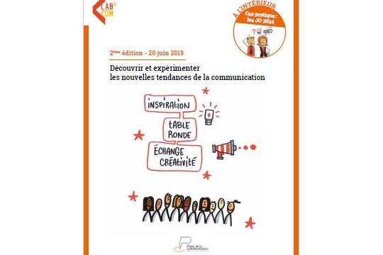 Livre blanc LabCom 2019 - Place de la Communication