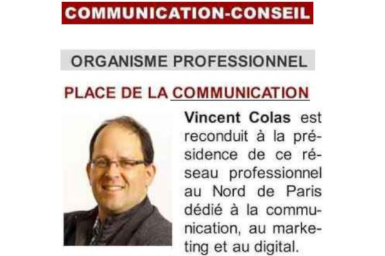 executives place de la communication