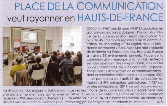 la gazette presse place de la communication