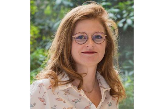 Rencontre avec Charlotte Delhors - Place de la Communication