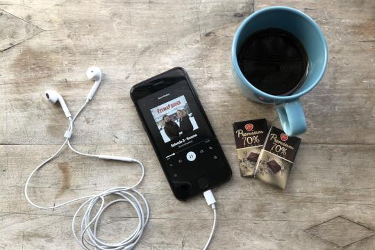 podcast a suivre place de la communication