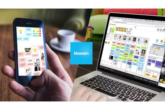 webinar klaxoon place de la communication