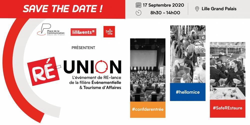 save the date reunion lille event et place de la communication