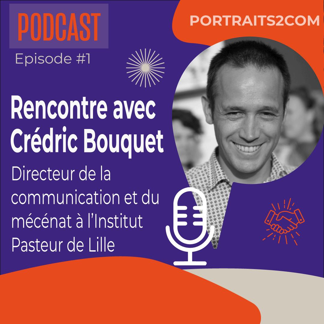 Podcast Cédric Bouquet