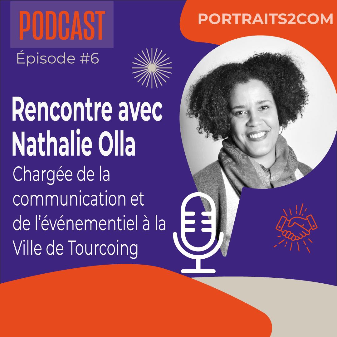 Podcast Nathalie Olla