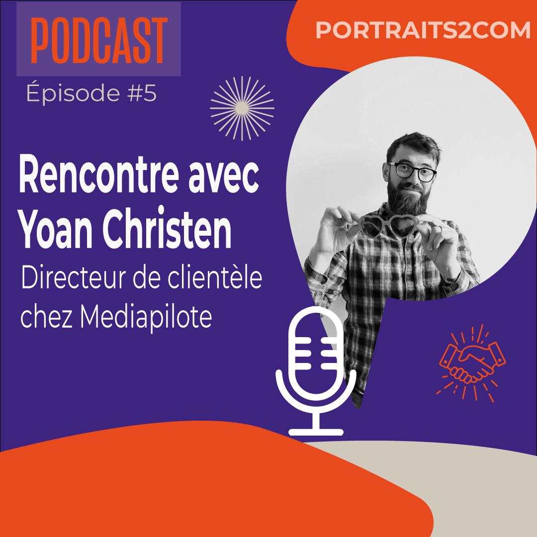 Podcast Yoan Christen