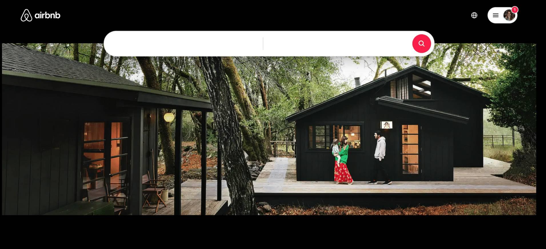 Airbnb Place de la Communication