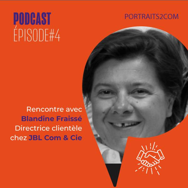 Podcast Blandine Fraisse