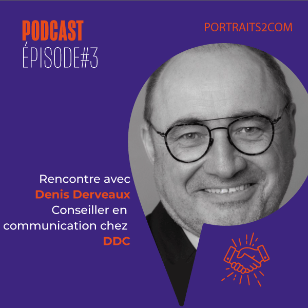 Podcast Denis Derveaux