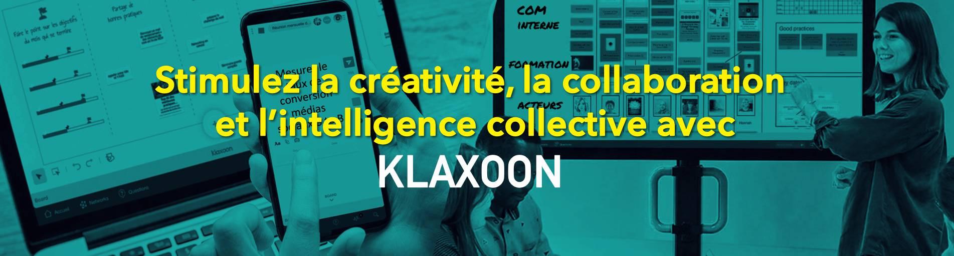 formation klaxoon campus place de la communication