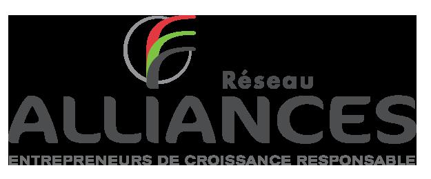 logo reseau alliances partenaire place de la communication