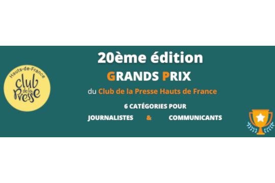 Grand Prix Club de la Presse Place de la Communication