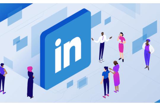 Linkedin Comment créer un post engageant Place de la Communication